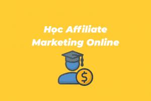 Học tiếp thị liên kết online